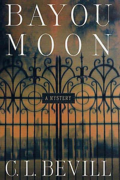 Book cover for Bayou Moon by C.L. Bevill