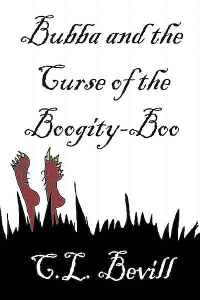 Book cover for Bubba and the Curse of the Boogity-Boo