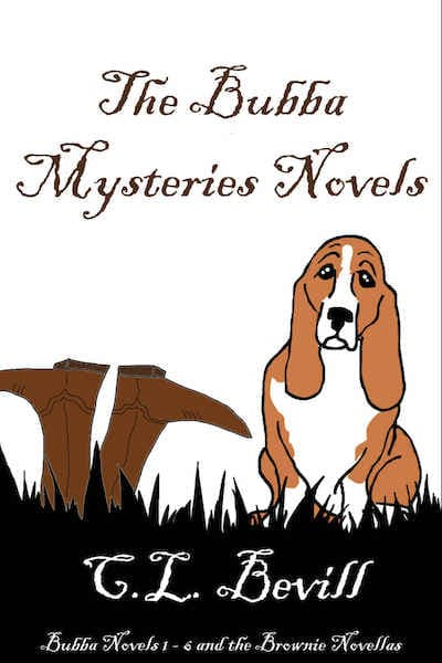 Book cover for The Bubba Mysteries Novels Set by C.L. Bevill