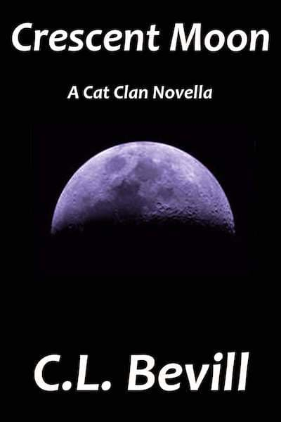 Book cover for Crescent Moon by C.L. Bevill