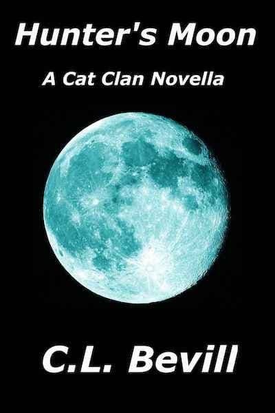 Book cover for Hunter's Moon by C.L. Bevill