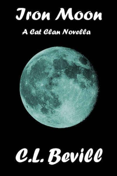 Book cover for Iron Moon by C.L. Bevill